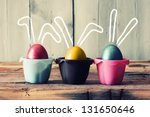 Cute Creative Photo With Easter ...