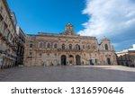 ostuni  puglia  italy  ... | Shutterstock . vector #1316590646