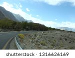 beautiful asphalt road....   Shutterstock . vector #1316626169