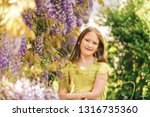 outdoor stylish portrait of a...   Shutterstock . vector #1316735360