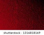 horizontal banner or background ... | Shutterstock .eps vector #1316818169