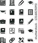 solid black vector icon set  ... | Shutterstock .eps vector #1316825093