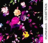 seamless background pattern... | Shutterstock .eps vector #1316873426