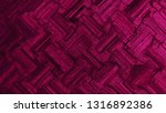 vibrant abstract painted brush... | Shutterstock . vector #1316892386