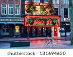 Stock photo amsterdam netherlands january coffeeshop smokey is a cannabis coffee shop located on the 131694620