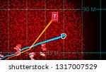 brighton  england   february... | Shutterstock . vector #1317007529