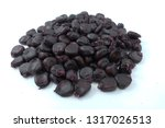 purple corn seeds or kernels on ... | Shutterstock . vector #1317026513