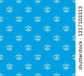 antique wine pattern vector... | Shutterstock .eps vector #1317103313