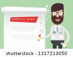 doctor vector concept design   Shutterstock .eps vector #1317213050