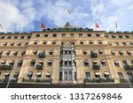stockholm  sweden   august 23 ... | Shutterstock . vector #1317269846