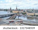 stockholm  sweden   07.20.2017  ...   Shutterstock . vector #1317348539