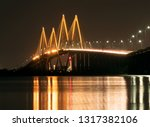 The Fred Hartman Bridge Is A...