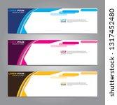 banner background.modern design....   Shutterstock .eps vector #1317452480