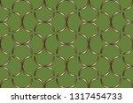 abstract classic golden pattern....   Shutterstock .eps vector #1317454733