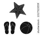 vector design of equipment and... | Shutterstock .eps vector #1317523559