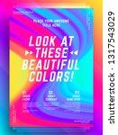 modern abstract cover design...   Shutterstock .eps vector #1317543029
