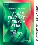 modern abstract cover design... | Shutterstock .eps vector #1317543053
