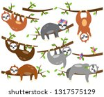 vector collection of cute...   Shutterstock .eps vector #1317575129