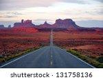 Monument Valley Road Arizona