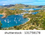 Antigua Bay  View From Shirely...