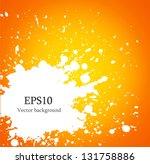 bright grunge background for... | Shutterstock .eps vector #131758886