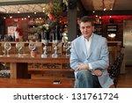 istanbul  turkey   april 16 ... | Shutterstock . vector #131761724