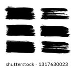abstract ink design. modern... | Shutterstock .eps vector #1317630023