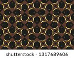 gold and colored texture. retro ...   Shutterstock .eps vector #1317689606