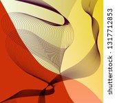 abstract background gradient... | Shutterstock . vector #1317712853
