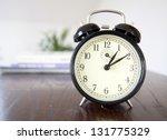 Alarm Clock Detail