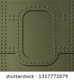 metal khaki armor background... | Shutterstock . vector #1317772079