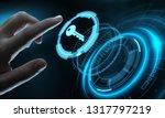 key keyword icon business...   Shutterstock . vector #1317797219