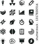 solid black vector icon set  ... | Shutterstock .eps vector #1317830516