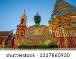 Emerald Buddha In Wat Phra That ...