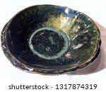 ceramic pinch pots built for... | Shutterstock . vector #1317874319