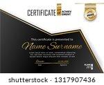 official white black...   Shutterstock .eps vector #1317907436