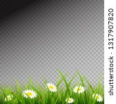 spring or summer nature.... | Shutterstock .eps vector #1317907820