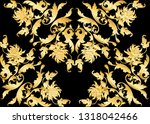 traditional chinese seamless... | Shutterstock .eps vector #1318042466