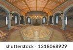 3d cg rendering of residence  | Shutterstock . vector #1318068929