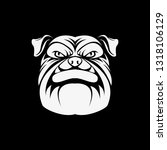 Bulldogs Vector Illustration