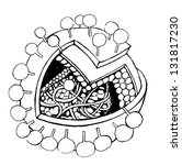 background,biology,black,black and white,capsid,cell,coat,cold,cough,cutaway,diagram,disease,drawing,education,educational