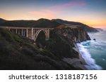 Paxific Coast Highway In...