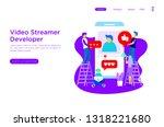 video streamer developer. seo...