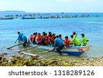 oslob  cebu  philippines  ... | Shutterstock . vector #1318289126