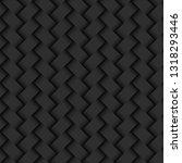 dark abstract background wicker ... | Shutterstock . vector #1318293446