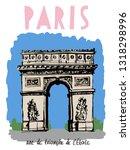 Vector Image Of Landmarks In...