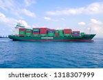 mediterranean sea   february 18 ...   Shutterstock . vector #1318307999