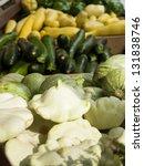 Fresh Organic Food At The Loca...