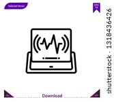 song icon vector . best modern  ...