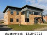 empty new office building on... | Shutterstock . vector #131843723